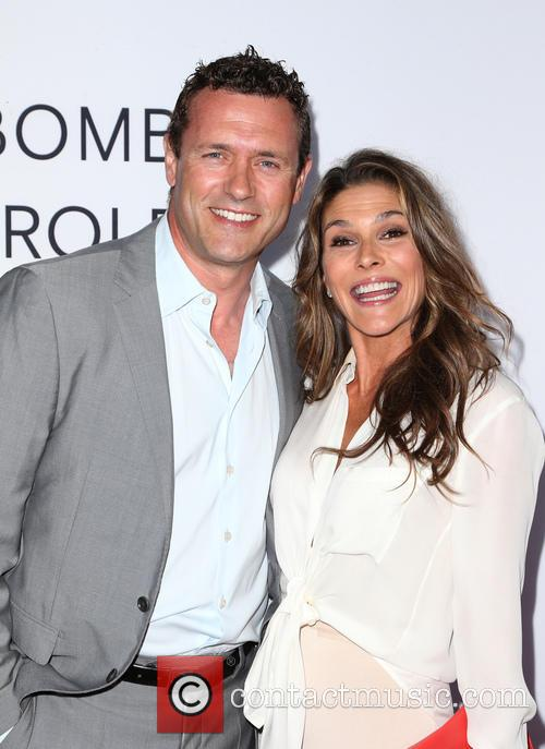 Jason O'mara and Paige Turco 9