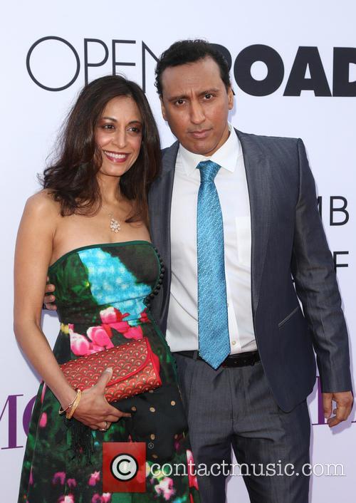 Shaifali Puri and Aasif Mandvi