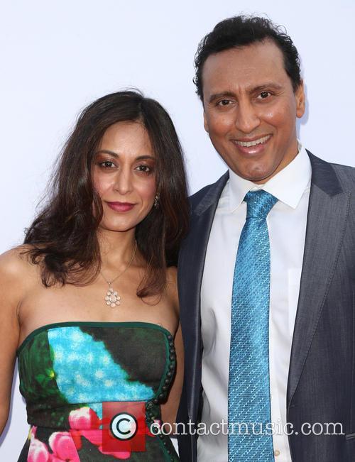 Shaifali Puri and Aasif Mandvi 4