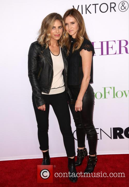 Jillian Michaels and Heidi Rhoades 2