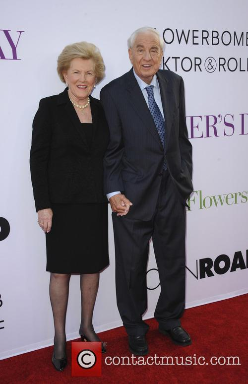 Garry Marshall and Wife 1