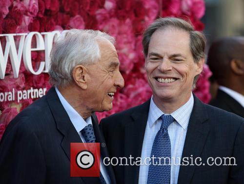 Garry Marshall and Tom Ortenberg 7