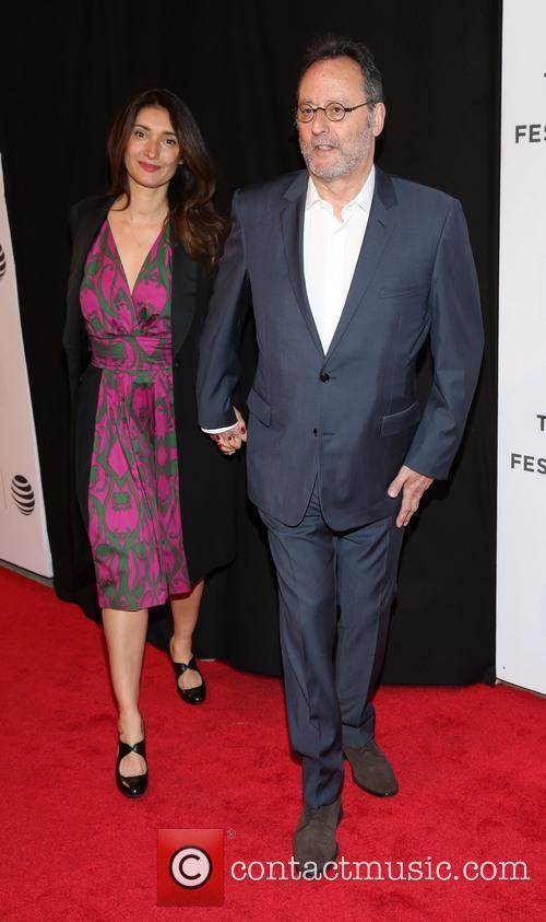 Jean Reno and Zofia Borucka 1