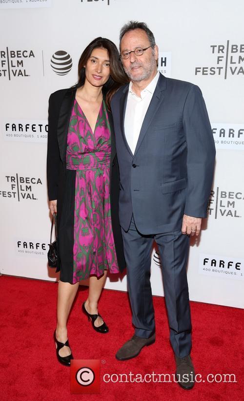 Jean Reno and Zofia Borucka 2