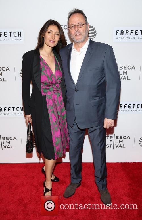 Jean Reno and Zofia Borucka 4