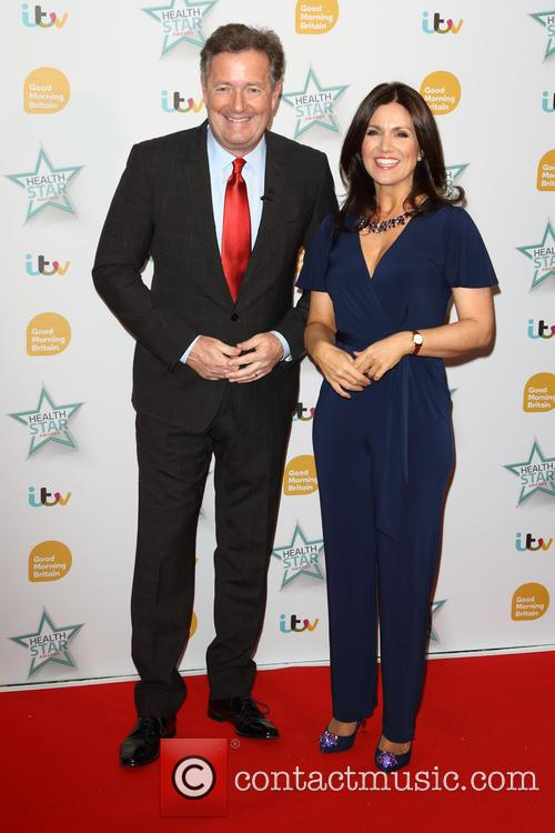 Piers Morgan and Susanna Reid 4