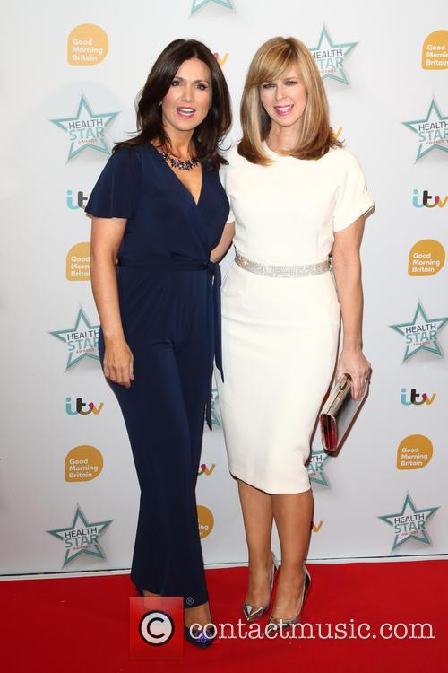 Susanna Reid and Kate Garraway 7