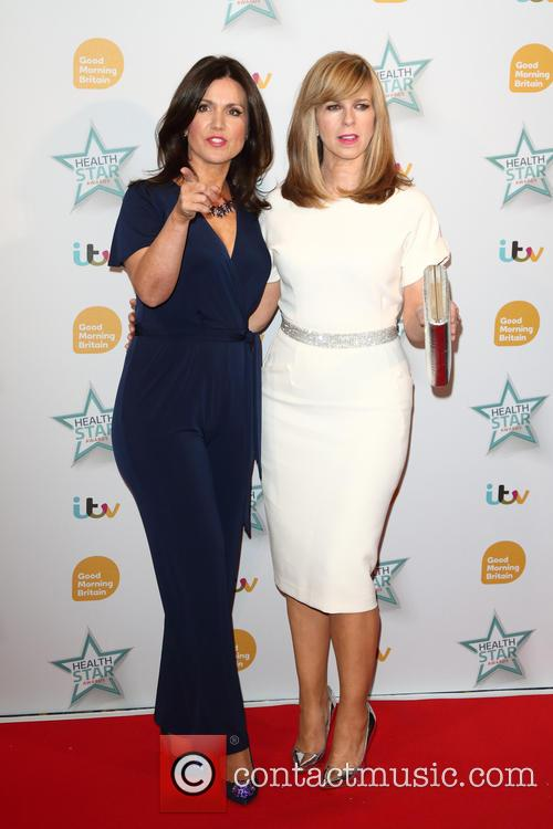 Susanna Reid and Kate Garraway 8