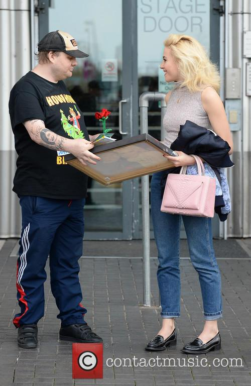 Pixie Lott and Stephen Jones 10