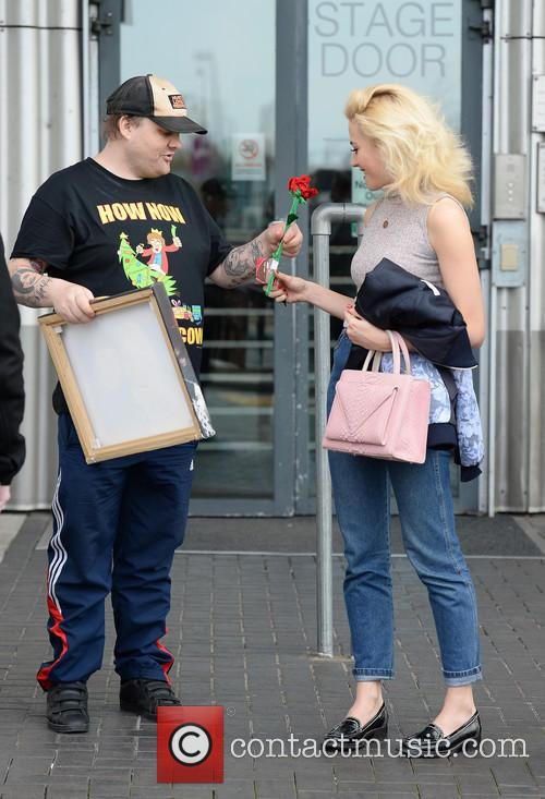 Pixie Lott and Stephen Jones 11