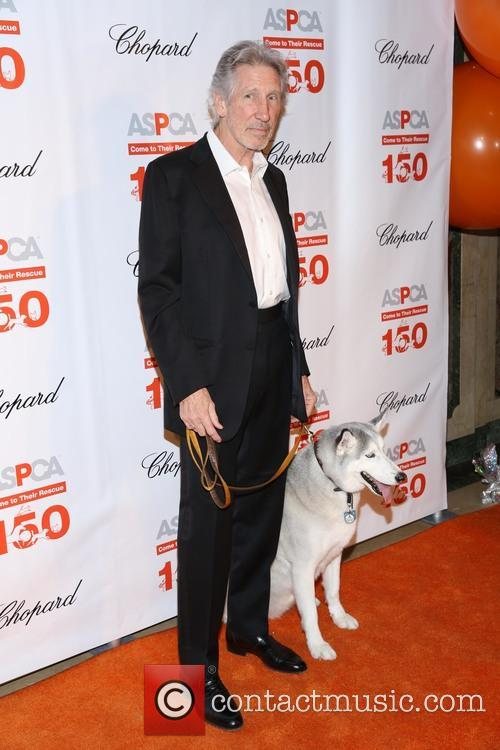 Roger Waters at the 19th annual ASPCA ball