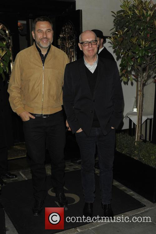 David Walliams and Neil Tennant 1