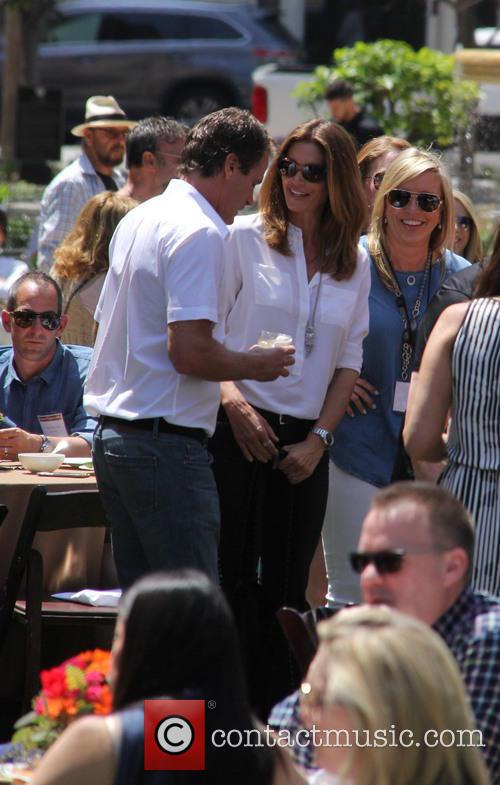 Cindy Crawford and Rande Gerber 2
