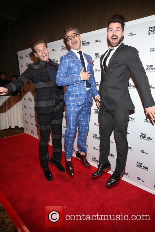 Nico Tortorella, Eric Rutherfoird and Kyle Krieger 3