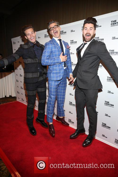 Nico Tortorella, Eric Rutherfoird and Kyle Krieger 4