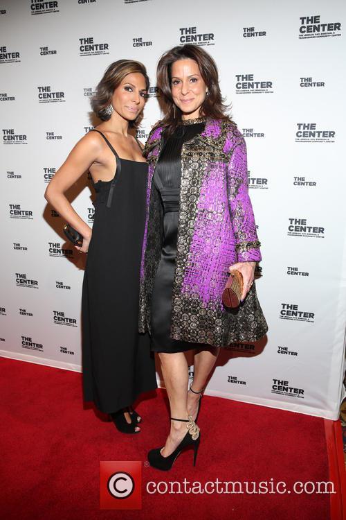 Wall Street, Malini Murjani and Pippa Cohen 11