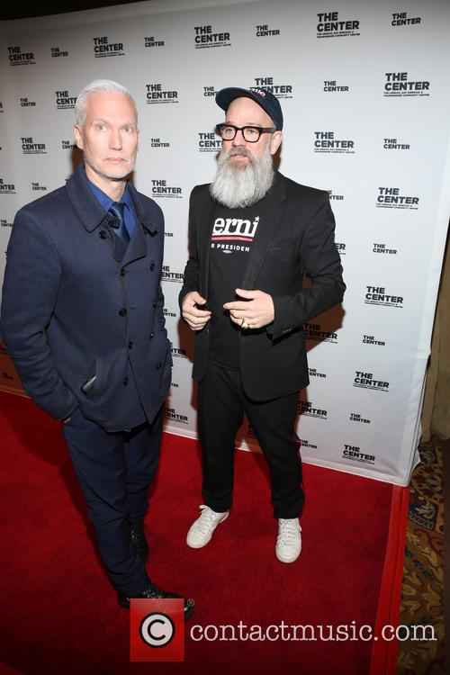 Guest and Michael Stipe 1