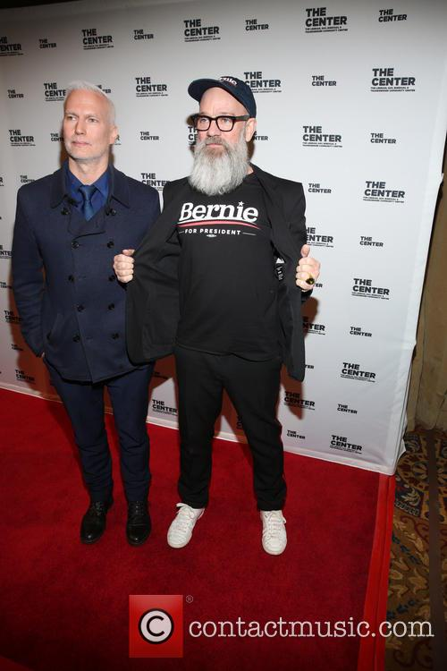 Guest and Michael Stipe 2