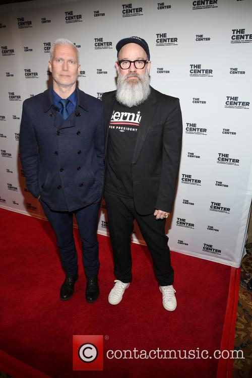 Guest and Michael Stipe 3