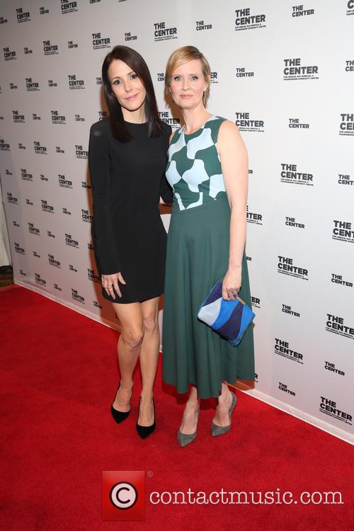 Mary Louise Parker and Cynthia Nixon 1