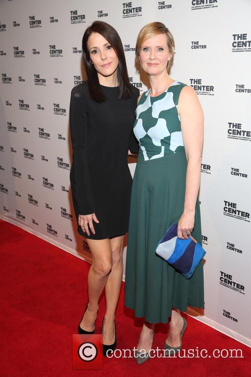 Mary Louise Parker and Cynthia Nixon 2