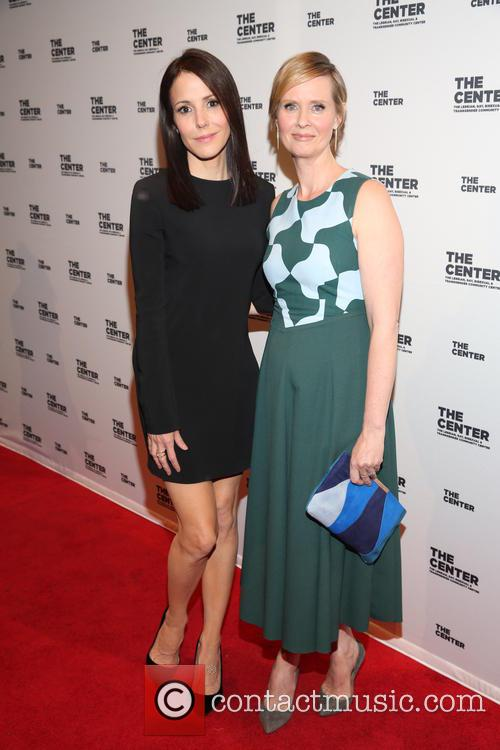 Mary Louise Parker and Cynthia Nixon 3