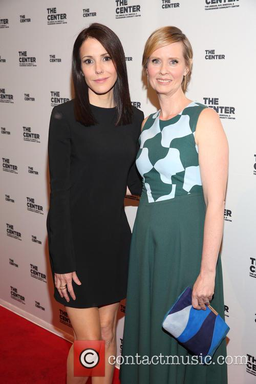 Mary Louise Parker and Cynthia Nixon 4