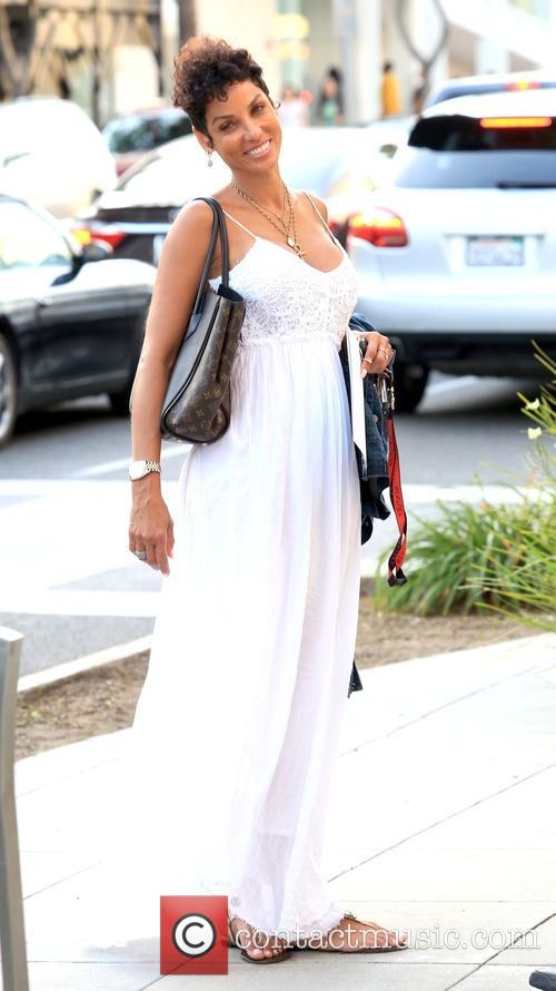 Nicole Murphy out and about in Beverly Hills