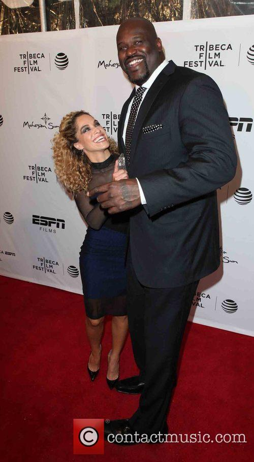 Shaunie O'neal and Shaquille O'neal 2