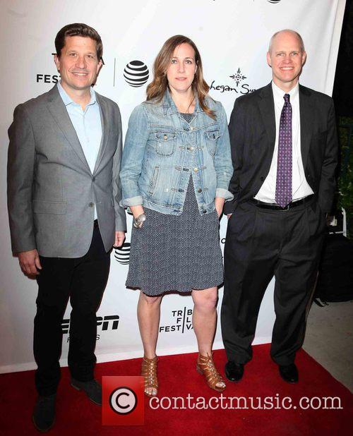 Director, Gentry Kirby, Erin Leyden and Guest 1