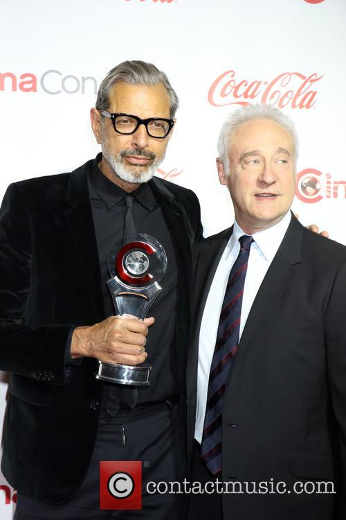 Jeff Goldblum and Brent Spiner 3
