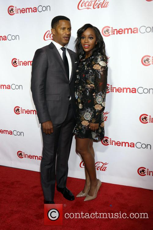 Nate Parker and Aja Naomi King 3