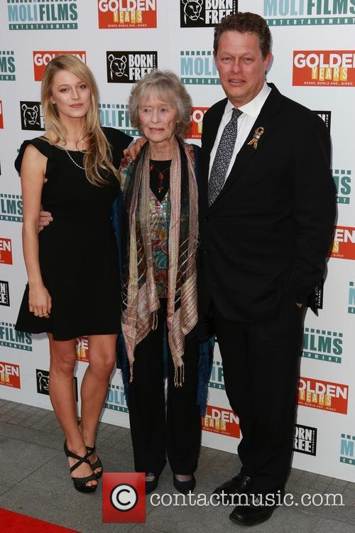 Lily Travers and Virginia Mckenna 5