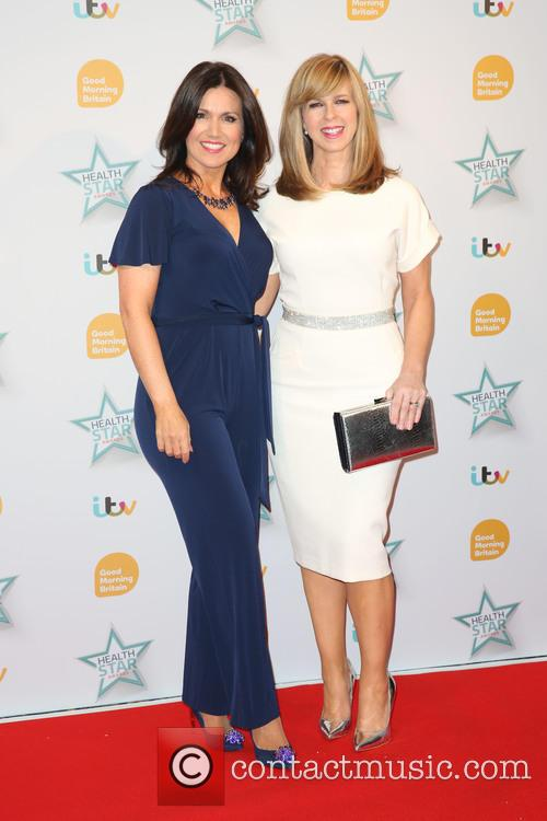 Kate Garraway and Susanna Reid 2