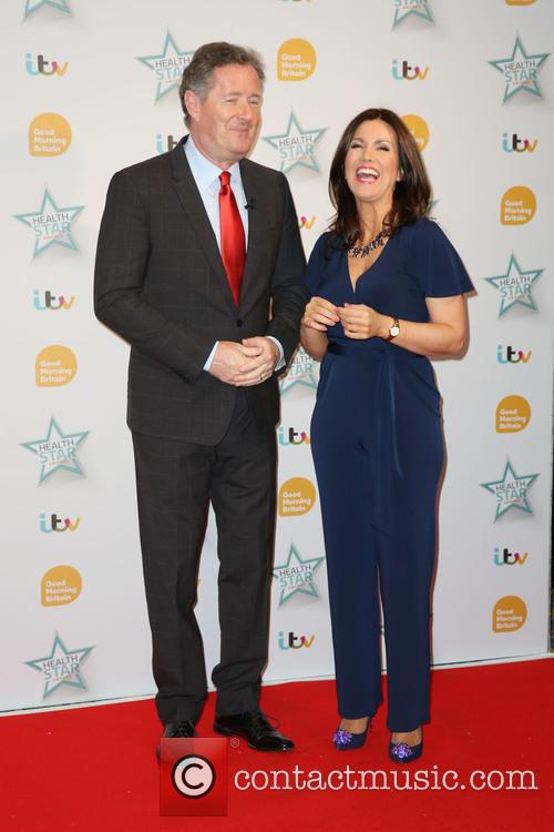 Piers Morgan and Susanna Reid 1