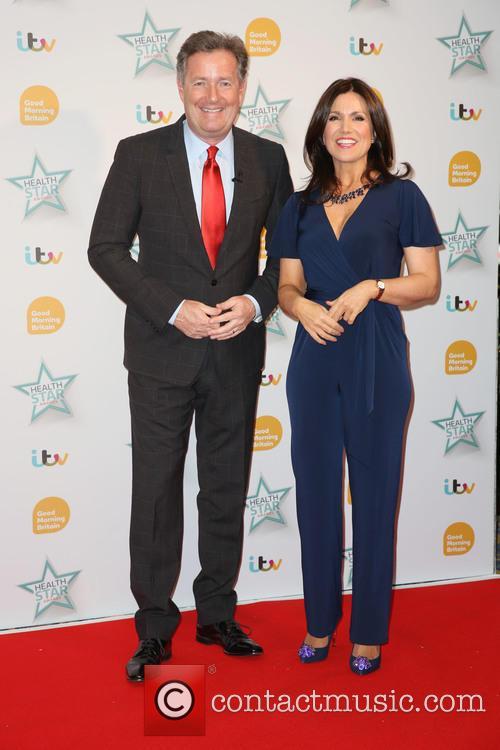 Piers Morgan and Susanna Reid 2