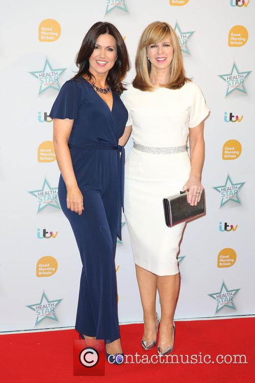 Susanna Reid and Kate Garraway 6