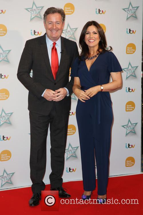 Piers Morgan and Susanna Reid 5