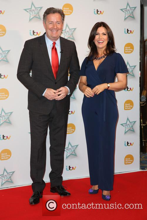 Piers Morgan and Susanna Reid 6