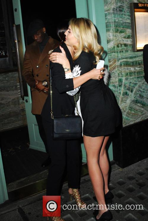 Lucy Mecklenburg and Lydia Bright 2