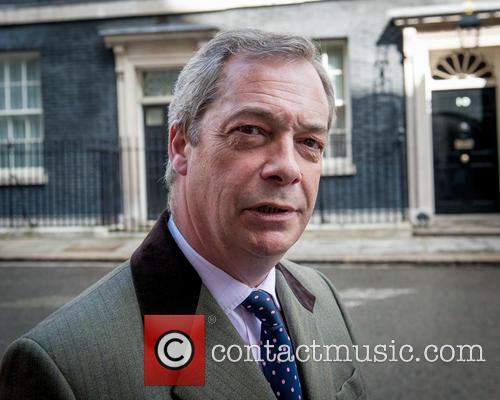 Nigel Farage and Leader Of Ukip 2