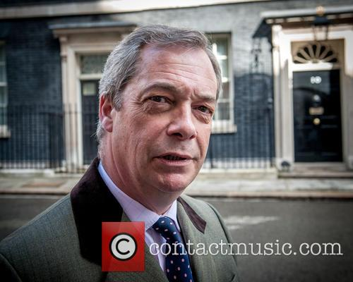 Nigel Farage and Leader Of Ukip 4