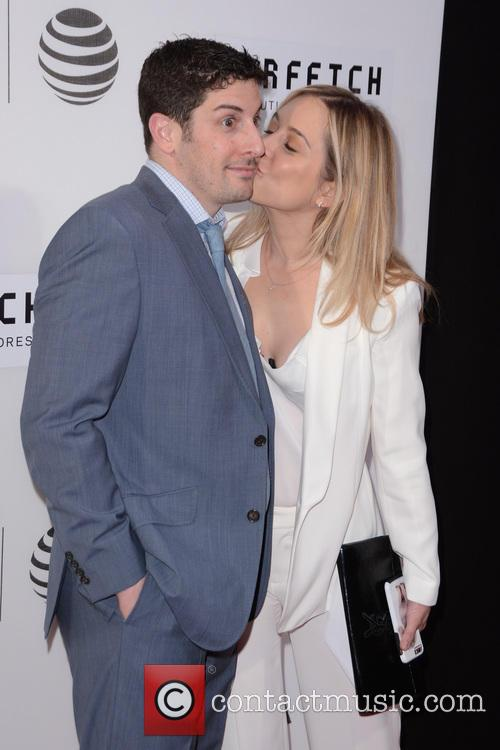 Jason Biggs and Jenny Mollen 4