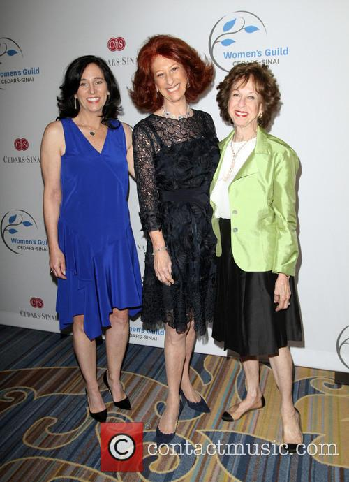 Lisa Platt, Gina Furth and Georgina Rothenberg 1