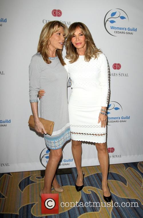 Vanna White and Jaclyn Smith 1