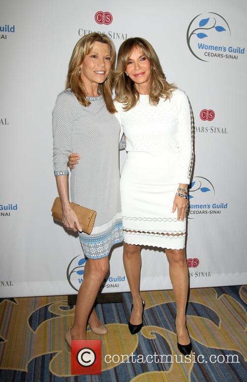 Vanna White and Jaclyn Smith 2