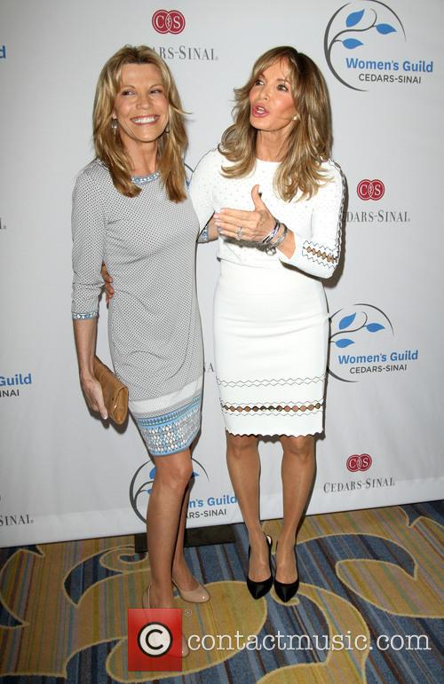 Vanna White and Jaclyn Smith 4