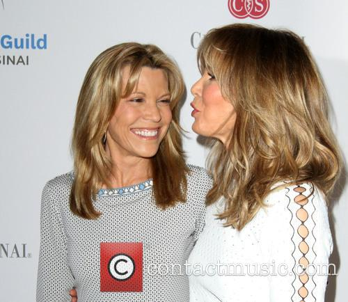 Vanna White and Jaclyn Smith 6