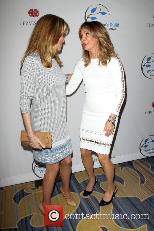 Vanna White and Jaclyn Smith 9