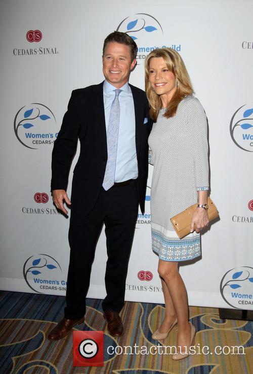 Billy Bush and Vanna White 3